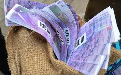 Pas de cadeaux fiscaux aux grandes entreprises sur le dos de la population!