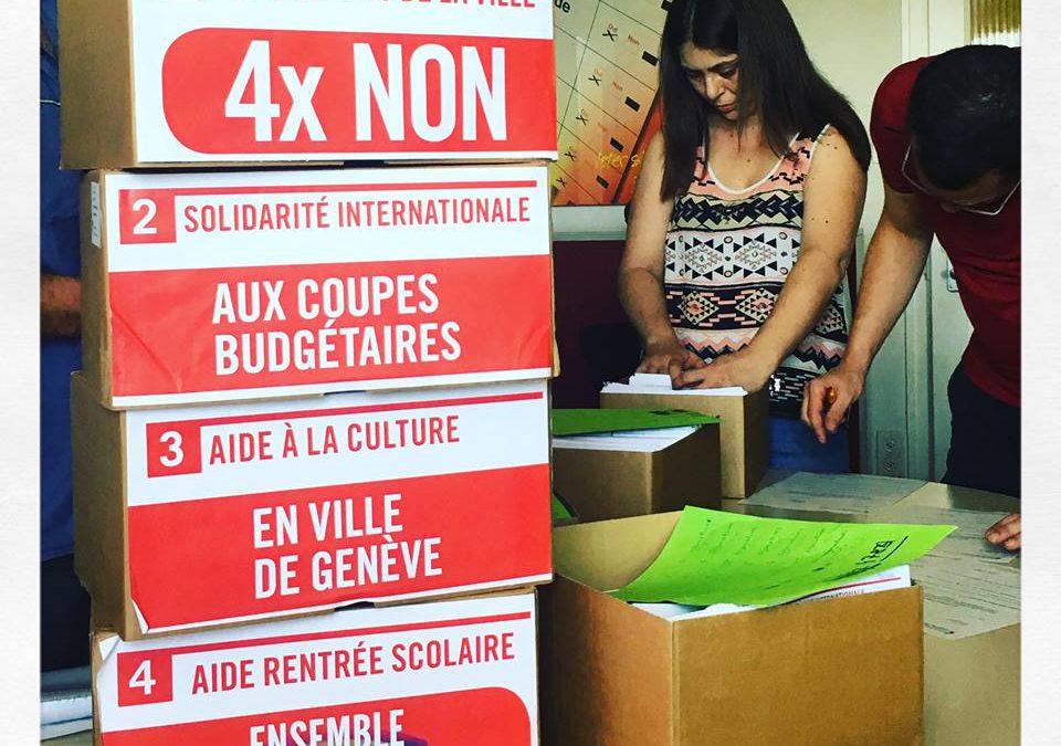 Référendums municipaux: Coup d'arrêt regrettable au processus démocratique