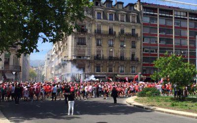 Finale de la coupe suisse de foot : qui prend en charge les coûts du dispositif policier ?