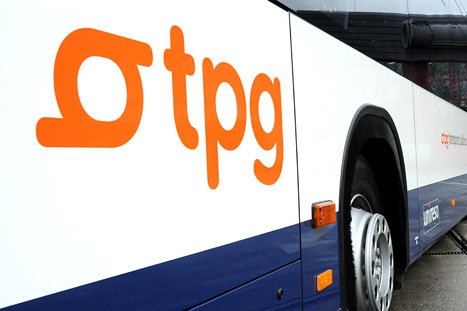 Cran d'arrêt à la baisse des prestations TPG