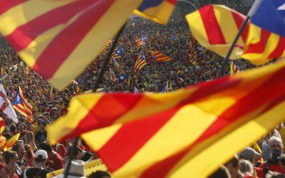 Rémy Pagani défend le droit à l'autodétermination de la Catalogne