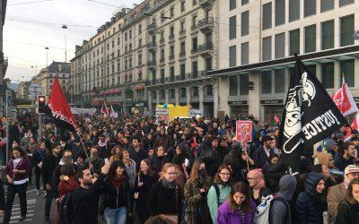 3000 indociles réclament le droit de toutes et tous à la ville !