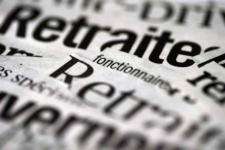 Retraites de la fonction publique attaquées : signe le référendum