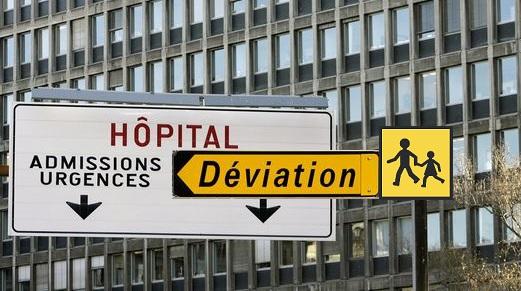 Vers la fin des hospitalisations sociales, enfin?
