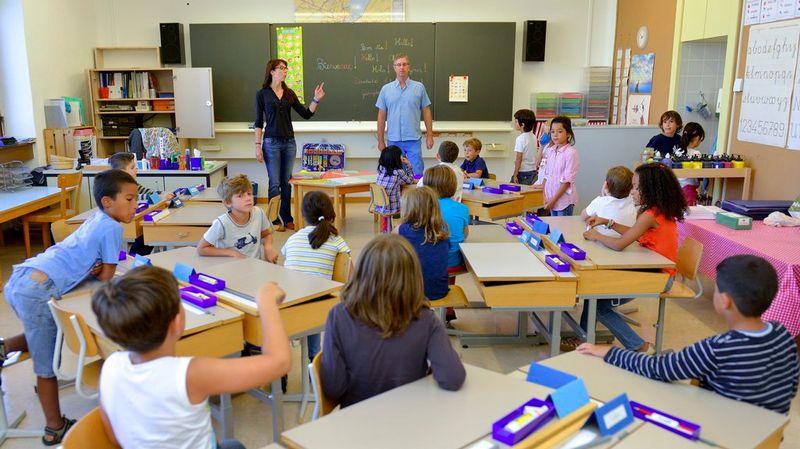 Pour de meilleures conditions d'enseignement au primaire