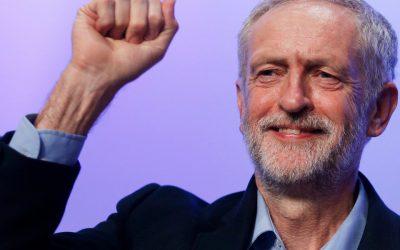 Jeremy Corbyn à Genève: un militant pour le désarmement nucléaire primé!