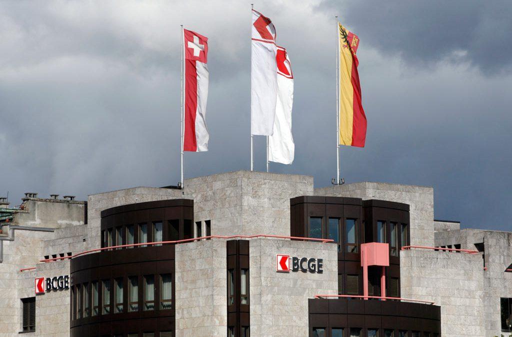 EàG veut que la BCGE rembourse les 3 milliards que l'État a investi dans son sauvetage