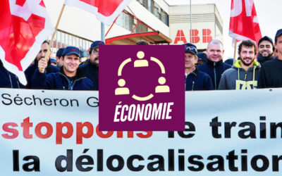 Programme économie: Pour un changement de cap!