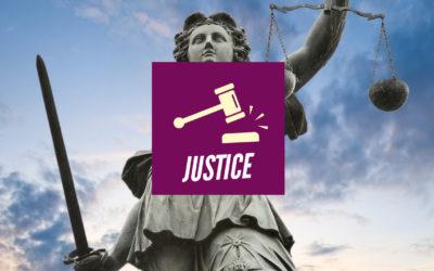 Programme justice: Pour une justice gratuite et humaine!