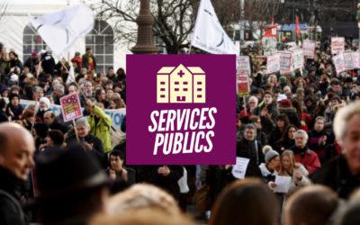 Programme services publics: Des services publics forts pour des prestations de qualité!