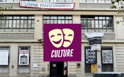 Programme culture: Pour une culture riche et variée, accessible à toutes et tous!