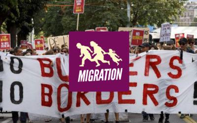 Programme migration: Pour un accueil digne des personnes migrantes!