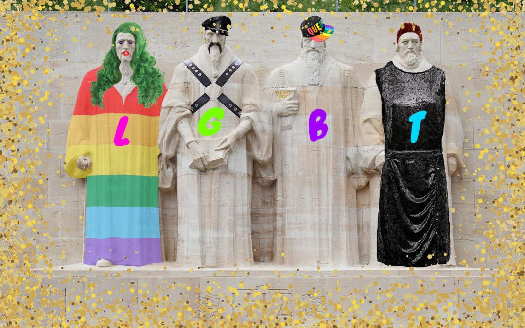 Genève, capitale des droits LGBTI+!