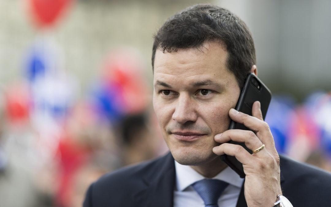 Diagnostic confirmé: Pierre Maudet a un très sérieux problème d'écoute…
