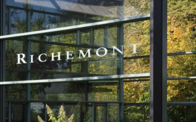 Tapis rouge pour Richemont