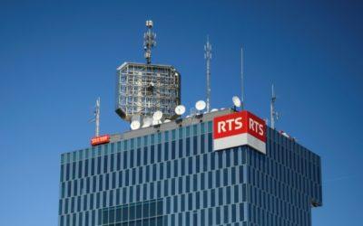 Pour une localisation équilibrée des activités de la RTS en Suisse romande