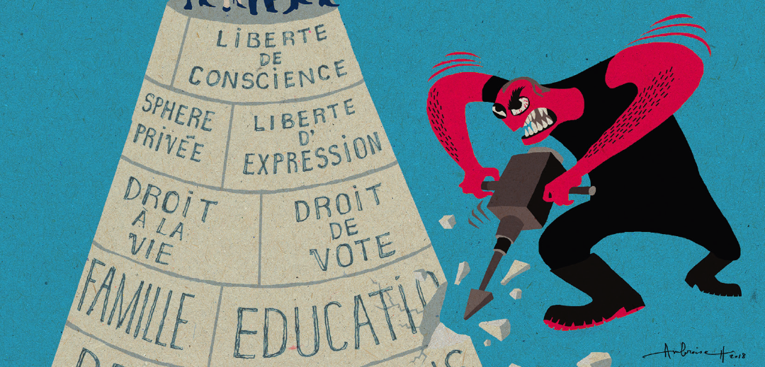 25.11 – NON à l'initiative anti droits humains de l'UDC!