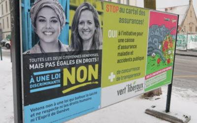 Contre une LLE arbitraire, sexiste et discriminatoire, EàG dépose un projet de loi pour une laïcité démocratique