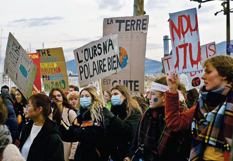 Pas de soutien du Grand Conseil genevois à la grève climat : augmentons la pression sur le gouvernement!