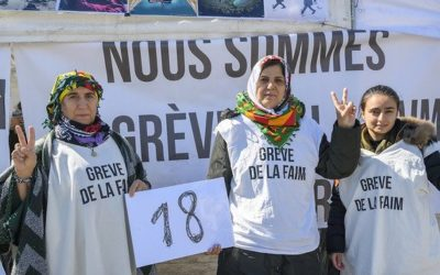 Ne restons pas silencieux face à une grève de la faim de masse