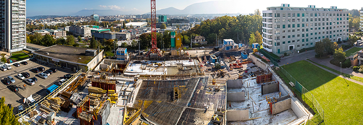 Adret-Pont-Rouge : halte à la privatisation des terrains publics