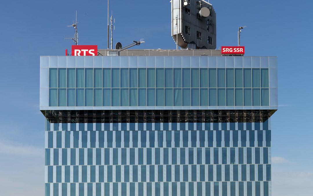 Pour le maintien à Genève de l'actualité de la RTS