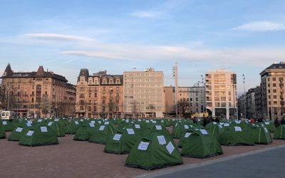 Un toit pour toutes et tous les sans-abris