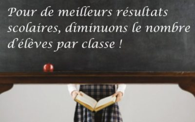 Le nouvel horaire scolaire remis en question