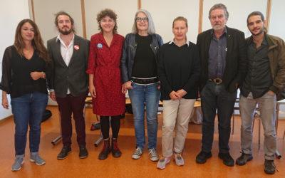 Vers une fraction parlementaire de la gauche combative à Berne