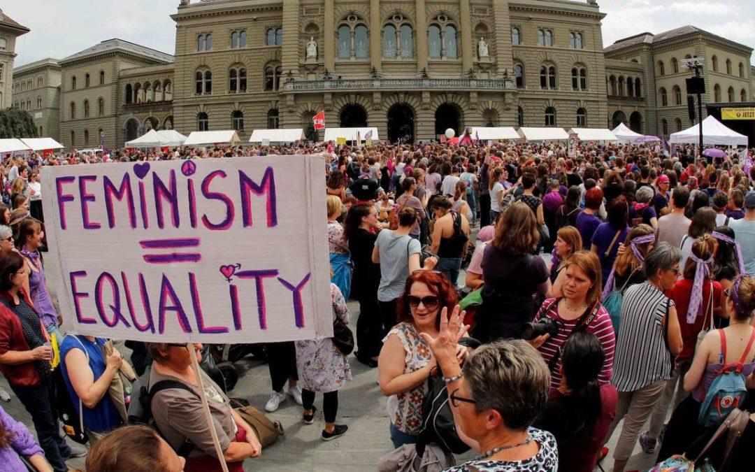 Féministes de tous les pays, unissez-vous!