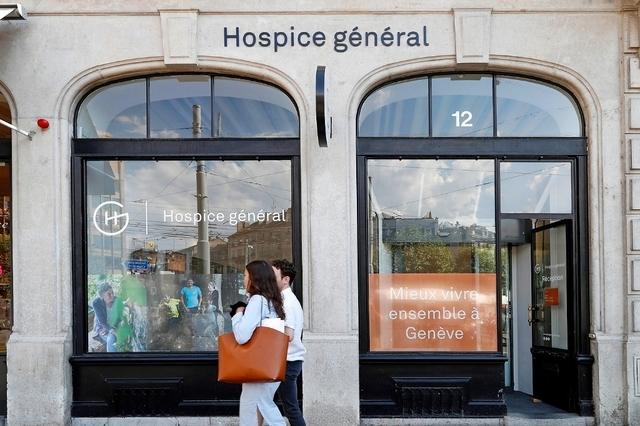 L'Hospice Général étranglé: ça suffit!