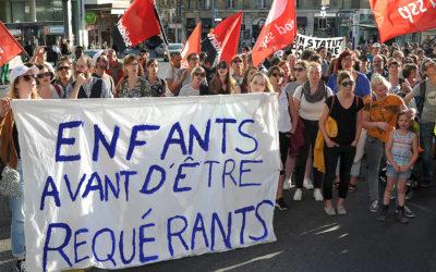 Refus sec et sonnant d'une motion UDC ciblant les requérants d'asile mineurs