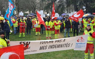 Soutien à la mobilisation du personnel de la Ville