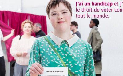 Droits politiques des personnes handicapé·e: une avancée démocratique importante