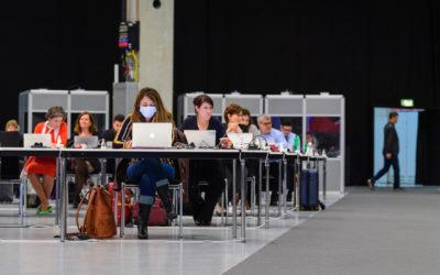 COVID-19 – Trois motions et quatre interpellations déposées à Berne pour plus de solidarité