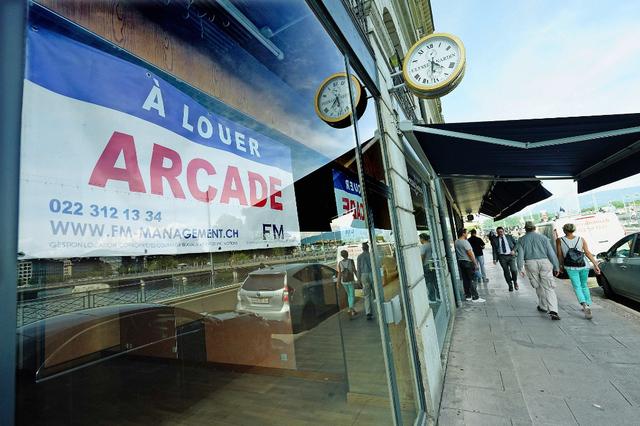Accord sur les loyers commerciaux: bon ou mauvais?