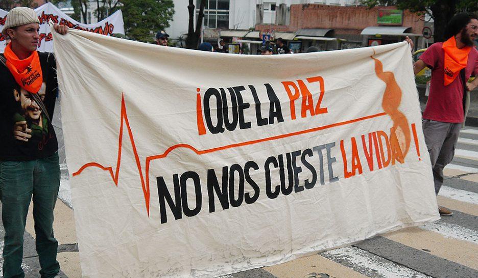 Suisse-Colombie: s'assurer de l'utilisation des aides de la Confédération