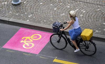 EàG arrache une majorité en faveur de la mobilité douce!