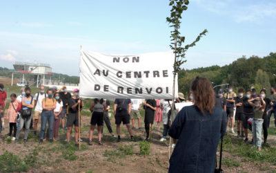 Non au centre de renvoi: manifestons le 3 octobre!