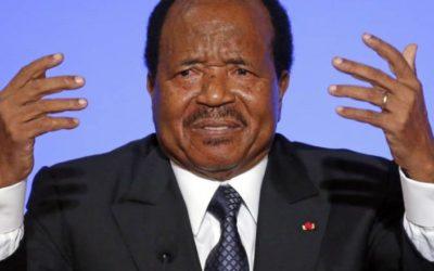 Dénonçons les forfaits du dictateur camerounais Paul Biya