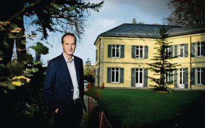 Qui est Gilles Rufenacht, candidat à la succession de Pierre Maudet?
