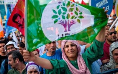 Le Grand Conseil adopte une résolution d'EàG pour les droits démocratiques du peuple kurde