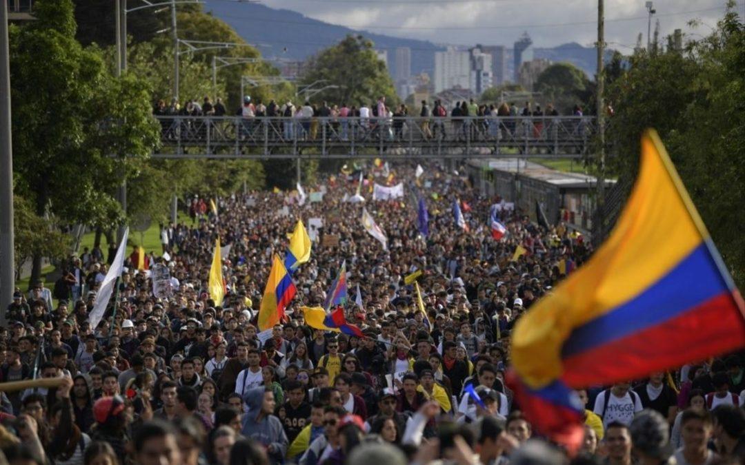 Le processus de paix en Colombie en danger