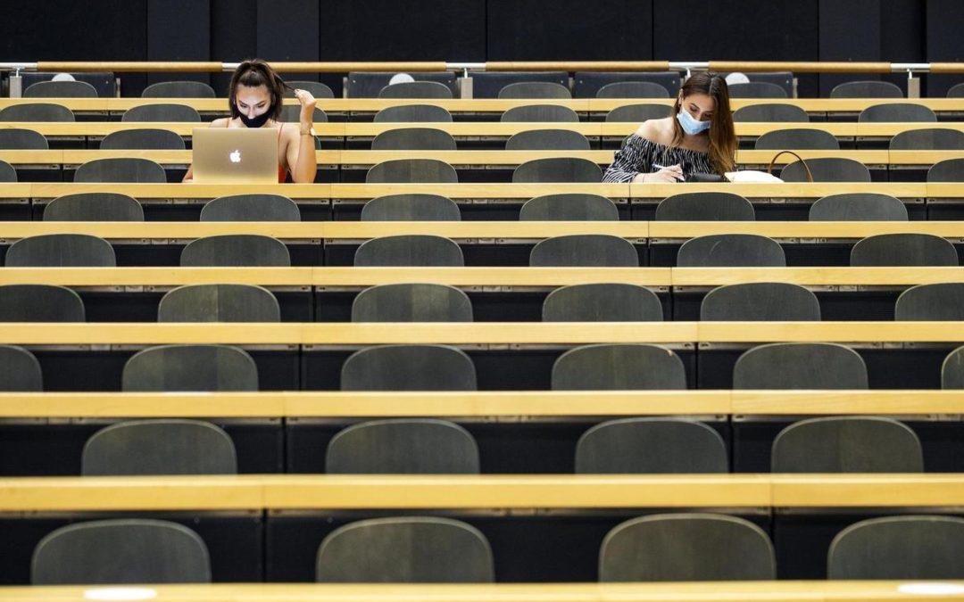 Covid-19: les étudiant-e-s en difficulté