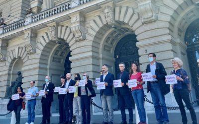 Situation politique en Turquie: la Suisse doit sortir de son silence