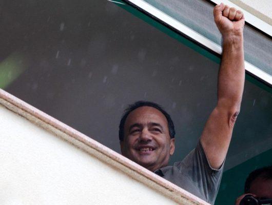L'Italie contre les droits humains – Cent personnes manifestent en solidarité avec Mimmo Lucano !